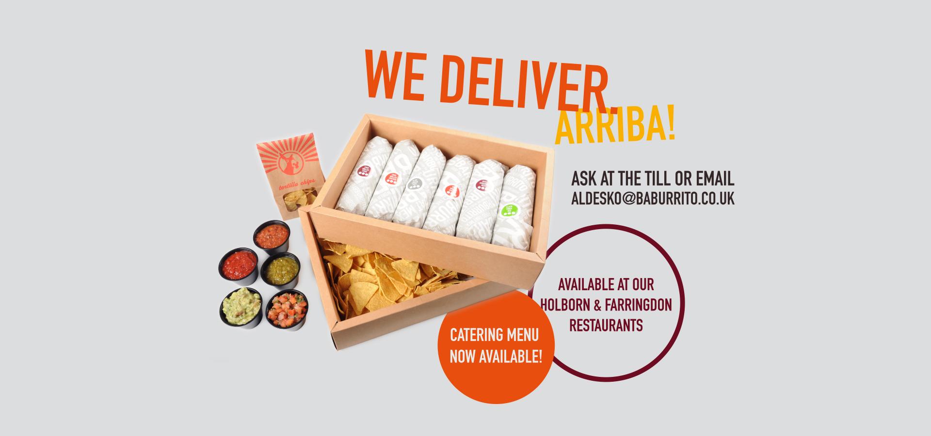 Food Delivery Sheffield Al