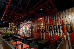 OPENING OF BAR BURRITO IN UNION SQUARE ABERDEEN