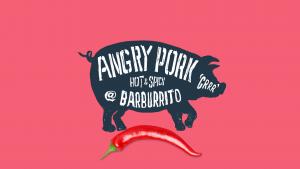 Barburrito Angry Pork