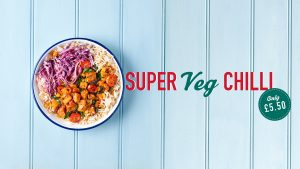 Super Veg Chilli